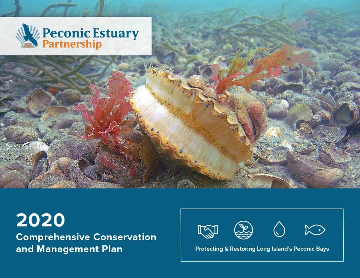 Peconic Estuary Partnership CCMP 2020