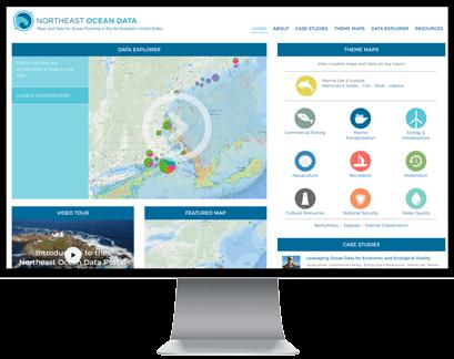 Northeast Ocean Data Portal